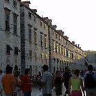 Dubrovnik by Timoteo Delgado