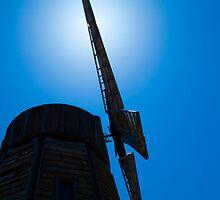 Old Windmill Nova Scotia by pturner