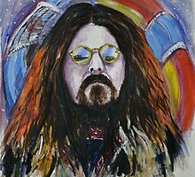 Roy Wood by Tricia Winwood