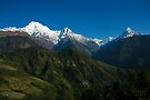 Annapurna Morning Glory by Richard Heath