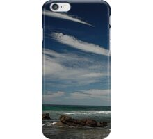 3 by 3: Sky by Sea, Werrong Beach iPhone Case/Skin