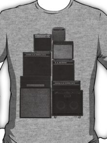 the great wall of LOUD T-Shirt