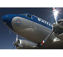 Gleaming Prop Photographic Print