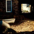 Porthdinllaen Boats by Alan E Taylor