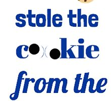 Who Stole The Cookie From The Cookie Jar? by SEA123