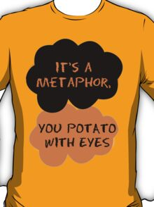 Orange Is The New Black - The Fault in Our Stars Crossover T-Shirt