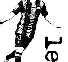 Leo Messi by Dujashin