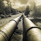 Taraleah Pipeline by Mike Calder