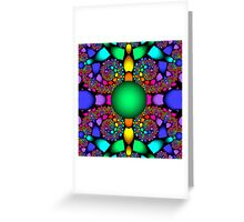 Color My World Greeting Card