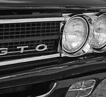 Pontiac GTO by JLMiller8
