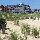 Beach Homes in Ocean Grove, NJ by Anna Lisa Yoder