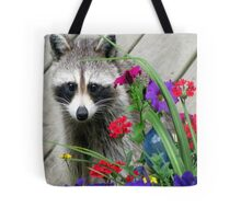 Sweets With Flowers Tote Bag