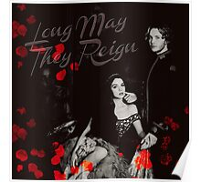 Long May They Reign, Frary Poster