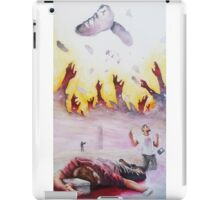 spilling Our Blood iPad Case/Skin