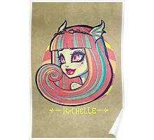 Rochelle Goyle. Poster