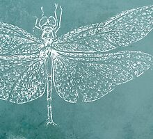 Dragon Fly by Heather Vaughan