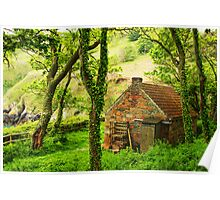 The Woodcutter's Cottage Poster