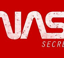 SNASA (Secret NASA Typography) by LiRoVi
