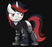 Determined Blackjack T-shirt (from the Project Horizons fanfic) Kids Clothes