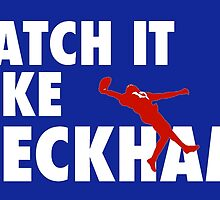 Catch It Like Beckham by BeinkVin