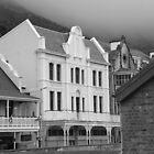 ABC Building, Simonstown by Bruce Eitzen