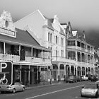 Victorian Hotels, Main Road, Simonstown by Bruce Eitzen