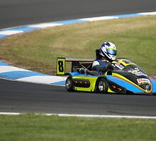 Superkart at the Island by zoompix
