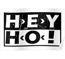 Hey Ho! Poster
