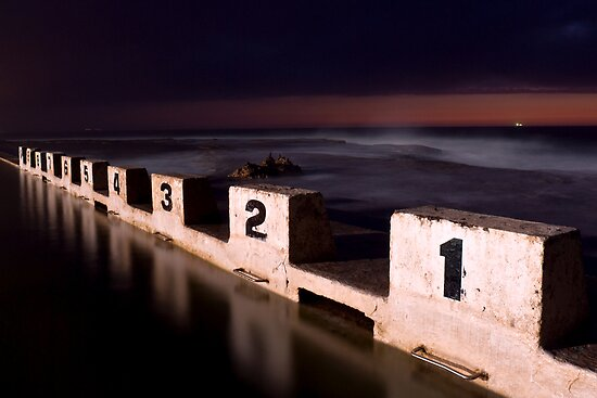 Merewether Ocean Baths by Tim Christie
