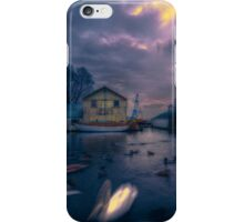 Boatyard. iPhone Case/Skin