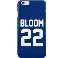 "Leopold Bloom ""22"" Jersey iPhone Case/Skin"