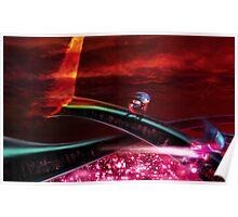 Stardust Speedway Poster
