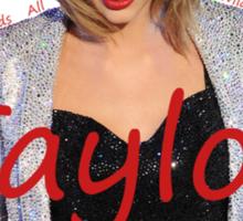 Taylor Swift & Album's ''1989'' songs Sticker