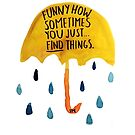 "HIMYM: ""Funny how"" by dictionaried"