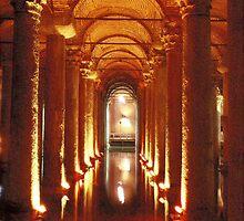 basilica cistern by hwjc610
