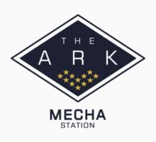 The Ark - Mecha Station Kids Clothes