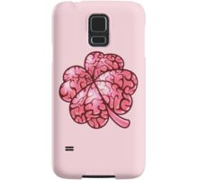 Smart thinking or just dumb luck? Samsung Galaxy Case/Skin