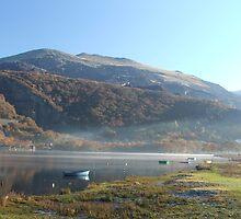Llyn Padarn by Dafs