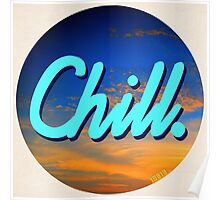 Chill Circle 1 Poster