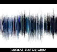 MusicDNA: Gorillaz - Clint Eastwood by musicdna