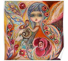 The Fairies of Zodiac series - Aries Poster