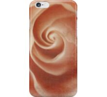 Pink Swirl - JUSTART © iPhone Case/Skin
