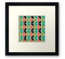 OPTIC 8 Framed Print