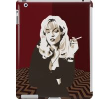 Twin Peaks - Laura Palmer iPad Case/Skin
