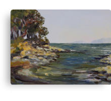 Oyster Bay Late July Canvas Print