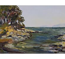 Oyster Bay Late July Photographic Print