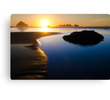 Earth The Blue Planet 4 Canvas Print