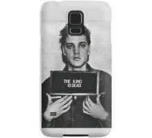 The King of Rock is Death Samsung Galaxy Case/Skin