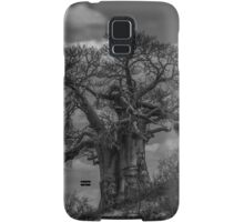 Baobab Tree (Adansonia digitata) Samsung Galaxy Case/Skin