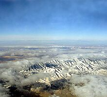 Frozen Rocky Mountains by * RoyAllenHunt *